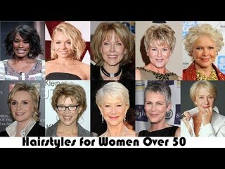 Hairstyles for women over 50 - The best hair colour for skin tone