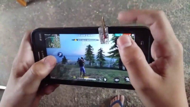 Como colocar um gatilho secreto para jogos de tiro no celular