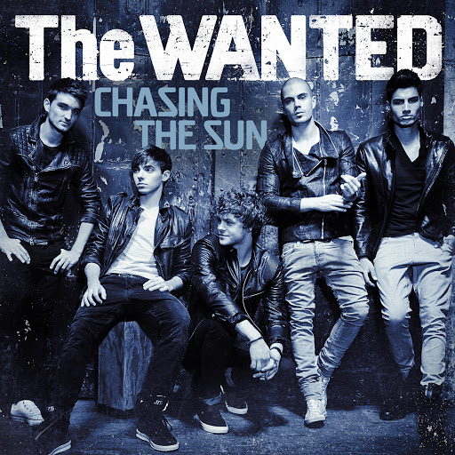 The Wanted альбом Chasing The Sun (EP)