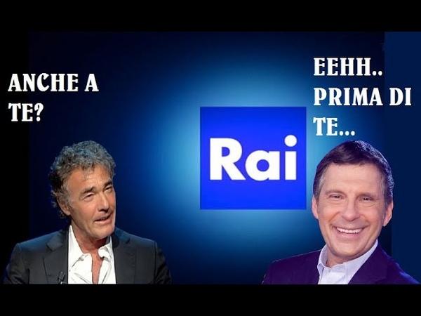 MASSIMO GILETTI,QUALCUNO DIMENTICA,IO NO. Fabrizio Frizzi e la frecciatina alla Rai.
