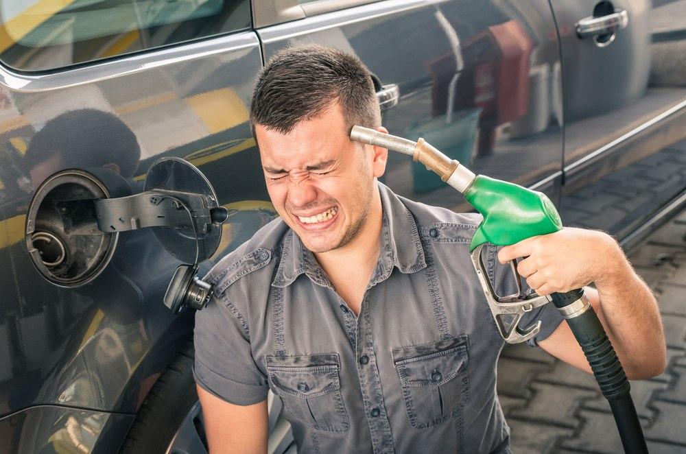 Цена на бензин в Томске преодолела отметку в 39 рублей