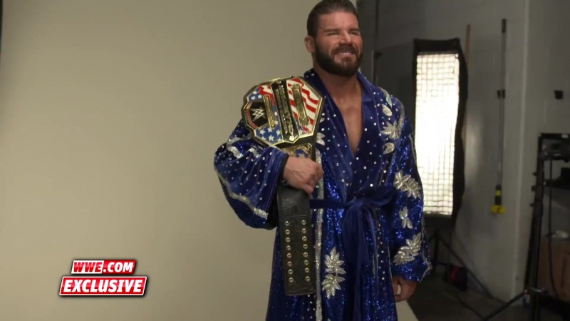 Behind the Scenes of Roodes first U S Champion