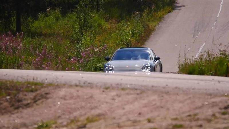 Тест Porsche Panamera Turbo S E-Hybrid Sport Turismo_ лучший гибрид в мире