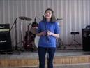 Альбина Апанаева- Гашыйк жыры (кавер )