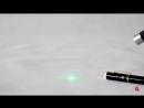 Светодиод и лазерная указка