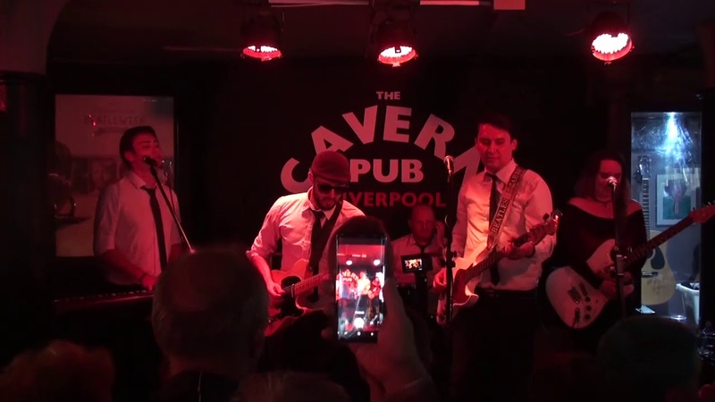 Father McKenzie Live And Let Die Cavern Pub 23 08 2018
