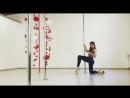 Дарья Худинская. Exotic pole dance