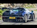 McLaren Senna 1500-Mile Road Trip Top Gear
