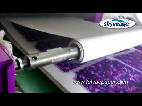 Sublimation Calender Heat Transfer Machine for Sublimated Apparel Sportswear