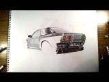 Nissan Skyline GTR R32 из Need for Speed [V/M]