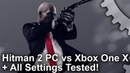 4K Hitman 2 PC Analysis Complete Settings Breakdown Xbox One X Comparison
