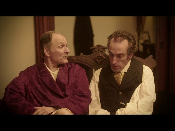Trailer - Sherlock Holmes and the Adventure of the Furtive Festivity