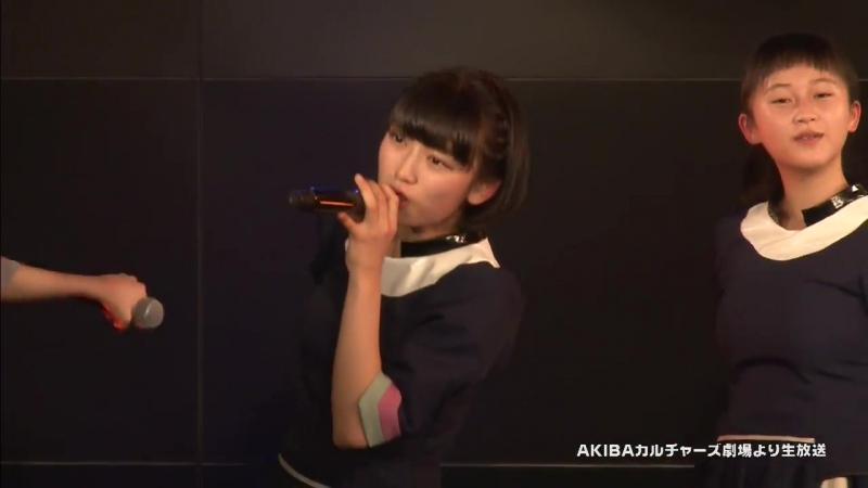 【桜エビ〜ず】定期公演Vol.5・全力ライブ回 (17-12-21)