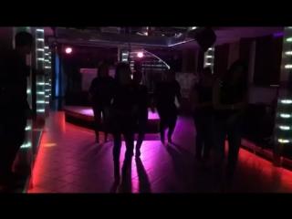 Латинские танцы в Литейке