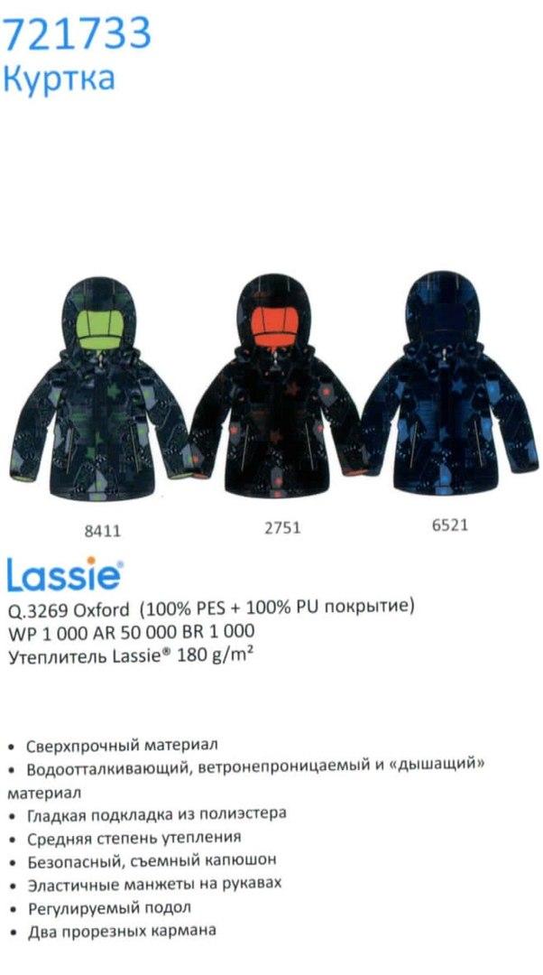 Зимняя куртка 721733-8411