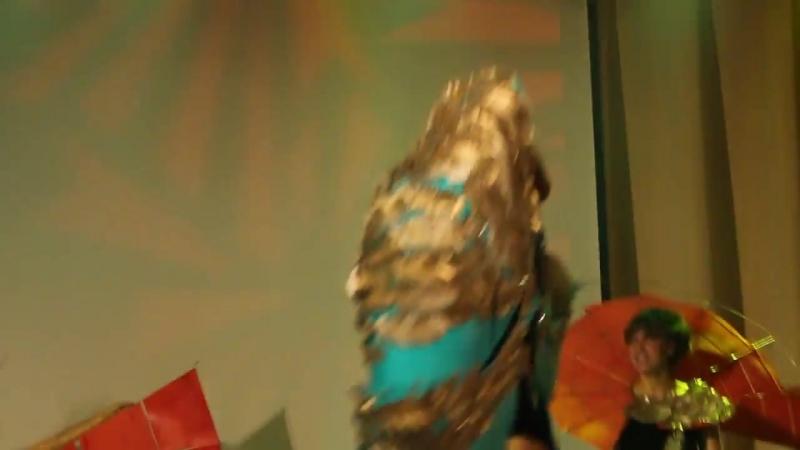 Студвесна 2014 - Мода - Коллектив АРХИД «Эртрудо» (ТюмГАСУ)