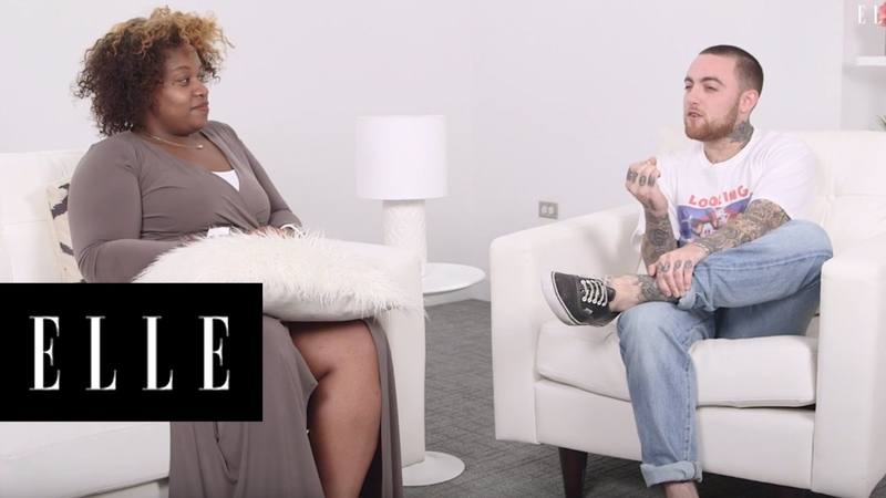 Sexting Advice from Mac Miller Rap Therapy ELLE