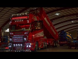 the Legend -  Scania R500 V8 -  meganck-collewaert