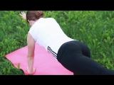 Упражнения для спины. Идеальная осанка