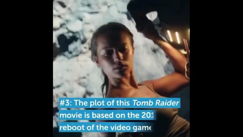 «Tomb Raider: Лара Крофт» (2018): Видео-карточка 32