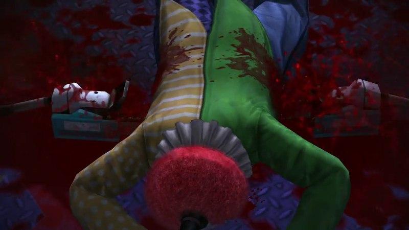Dead Rising Remastered - Adam The Clown Boss Battle