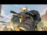 История героя: Таран | Overwatch