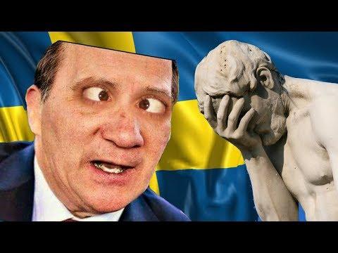 Sweden's Prime Minister Embarrasses Himself MeToo