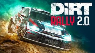 DiRT Rally 2.0 - Announcement Trailer