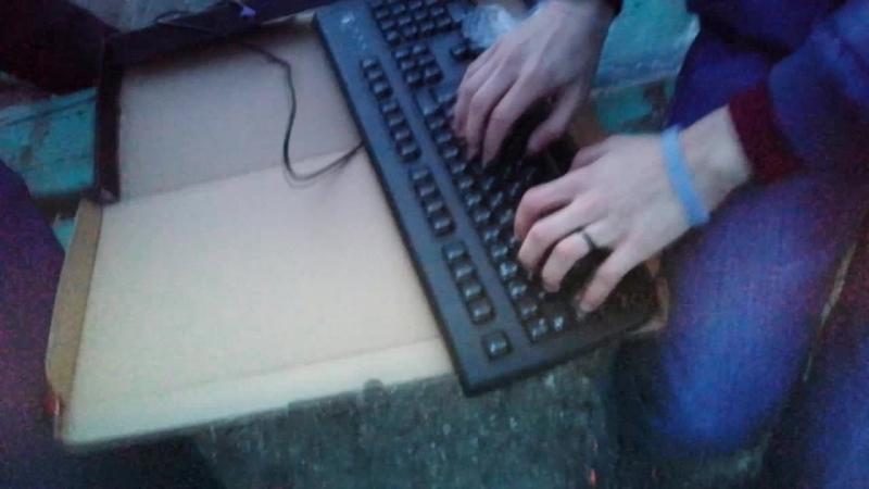Как пральна играть на клаве