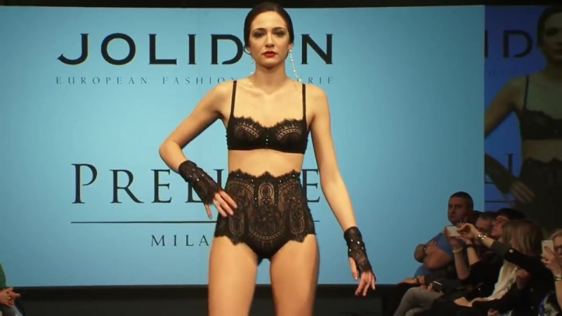 Показ Прилюд коллекция 18-19 Jolidon Prelude Fashion Show