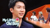 Lee Seung Gi Visits My Little Old Boy! My Little Old Boy Ep 102