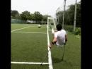 Неймовірний гол від одноногого футболіста