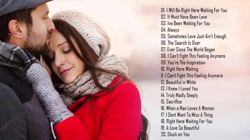Best English Love Songs New Collecion - Romantic Love Songs 70's80's Playlist