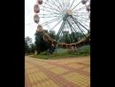 ЧЕРЕЗ ПАРК НА РАБОТУ 25/05/2018 Пятница