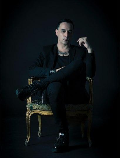 Дебютный альбом итальянского dark indie rock музыканта Richard Von Sabeth (гр. Spiral69)