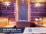 Olympus Fitness &amp Spa в отеле Hyatt Regency Moscow Petrovsky Park
