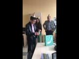 День рождения рукводителя КЦ г. Сарапул