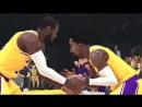 Издевательство над Джей Ар Смитом в NBA 2k19