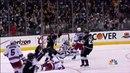 Dustin Brown scores the 2OT Winner vs New York Rangers (Cup Finals Game 2 (6/7/14))