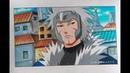 Speed Drawing Tobirama Senju Naruto Shippuden