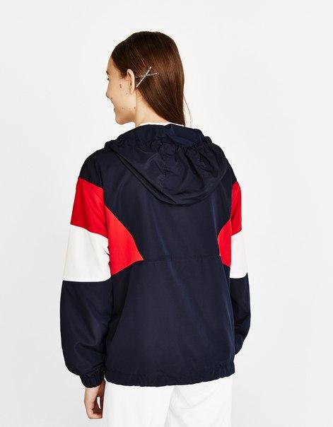 Куртка-кенгуру