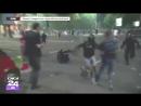 When Protesters Fight Back Bucharest Romania