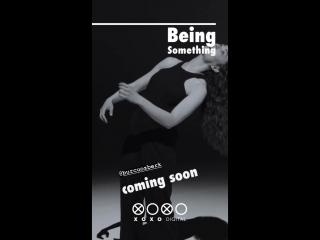 XOXOthemag Being Something / Burcu Ozberk