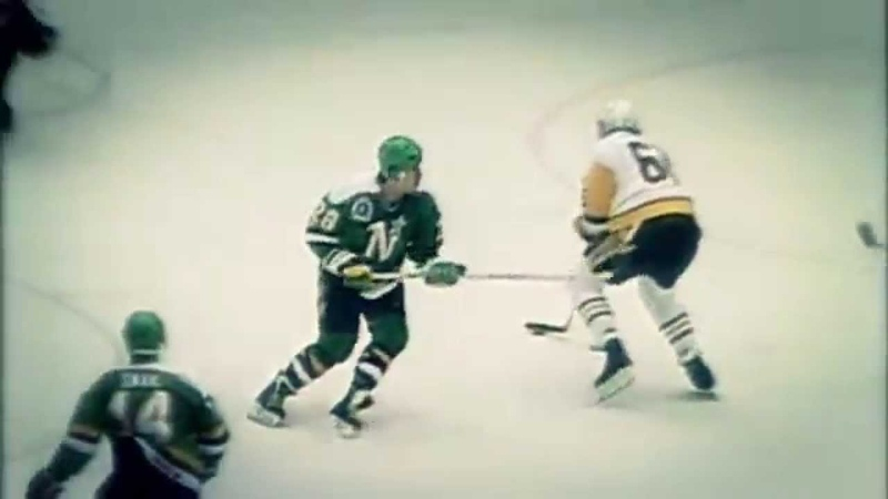 Stanley Cup Moments: Lemieux goes end-to-end on North Stars