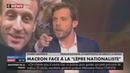Lempereur:«Macron ne parle pas de Lèpre Islamiste quand il y a un attentat!» (CNEWS,01/11/18,18h18)
