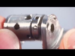 Самарские ученые изготовили имплант шейного отдела позвоночника
