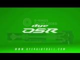 DYE DSR -Цветные о-ринги , что может быть проще.