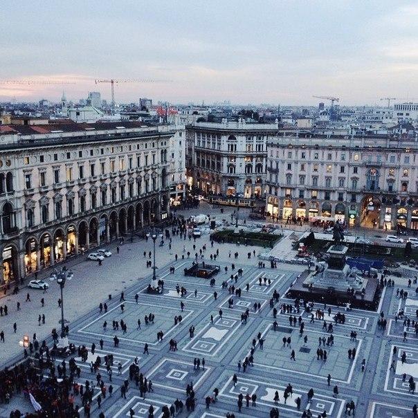 Екатеринбург: авиабилеты в Милан всего за 9600 рублей туда-обратно