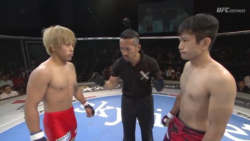 Toshiya Takashima vs. Teppei Maeyama (Pancrase 298 - Araujo vs. Fujino)