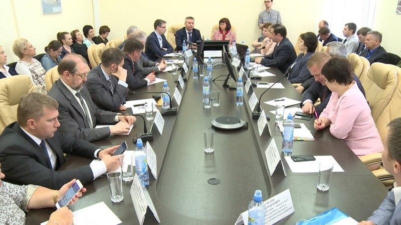 Расширенное заседание ректората САФУ в Северодвинске